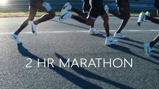 Download How fast you have to run in a 2hr Marathon Video