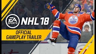 Download NHL 18 | Official Gameplay Trailer | Xbox One, PS4 Video