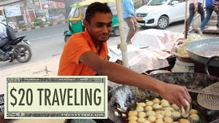 Download Delhi, India: Traveling for 20 Dollars a Day - Ep 18 Video
