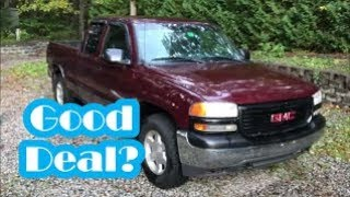 Download I Bought A Rusty 01 GMC Sierra For $1000 Video