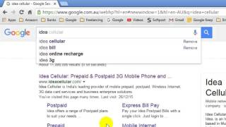 Download How to turn off Google instant search results Video