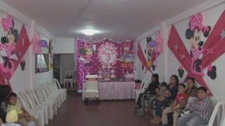 Download ✔DECORACIÓN DE CUMPLEAÑOS DE LA MINNIE ¡¡¡¡MUY HERMOSO!!!! Video