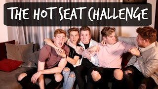 Download THE HOT SEAT CHALLENGE! Video