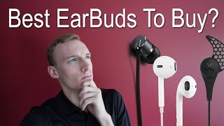 Download What Earbuds to Buy | Best Earbuds? | EarPods vs OnePlus Bullets V2 vs Jaybird X2 Video