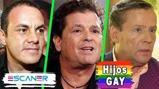 Download ELLOS SON los HIJOS GAY de éstos FAMOSOS ¿ REALMENTE los ACEPTAN? Video