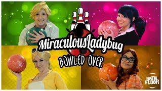 Download Miraculous Ladybug and Chat Noir Cosplay Music Video - Bowled Over Video