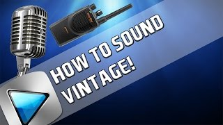Download How To: Sound Vintage In Sony Vegas Pro 11, 12 and 13 Video