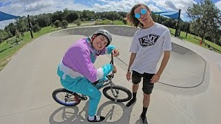 Download Picking on John at the Skatepark: Tasers and Jumpsuits Video