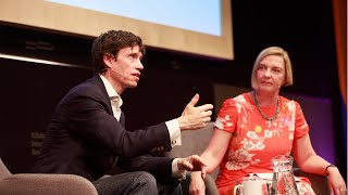 Download Rory Stewart speaks with Charlotte Higgins at the Edinburgh International Book Festival Video