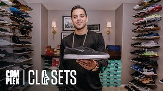 Download Pro Skater Paul Rodriguez Brings 300 Pairs Of Sneakers Out of Storage On Complex Closets Video