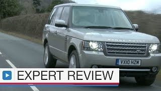 Download Land Rover Range Rover SUV 2003 - 2013 expert car review Video