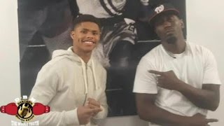 Download SHAKUR STEVENSON'S TRAINER REVEALS WHY THEY SIGNED W/ WARD & J-PRINCE, TALKS MAYWEATHER PROMOTIONS Video