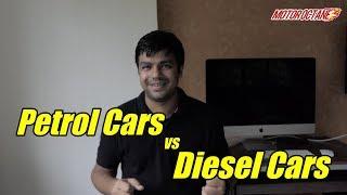 Download Petrol or diesel car - What to buy?   हिंदी   MotorOctane Video