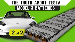 Download The Truth About Tesla Model 3 Batteries: Part 2 Video