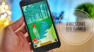 Download 10 Awesome iOS Games (iPhone 7 Plus) Video