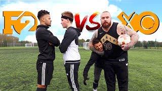Download F2 vs XO   PUNISHMENT PENALTIES Video