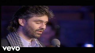 Download Andrea Bocelli - Con Te Partiro (Live From Piazza Dei Cavalieri, Italy / 1997) Video