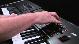 Korg Pa4X Professional Arranger Keyboard Demo by Sweetwater