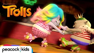 """Download """"They Don't Know"""" Bridget & Prince Gristle Rollerskating Clip 