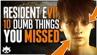 Download 10 Dumb Things You Missed In RESIDENT EVIL 7 Video