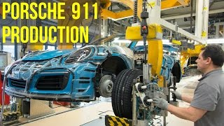 Download Porsche 911 Production Video