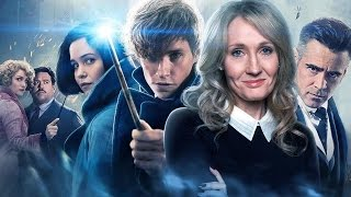 Download J.K. Rowling's Most Important Advice to the Fantastic Beasts Cast Video