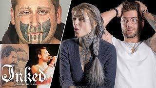 Download Tattoo Artists Fix Bad Tattoos   Tattoo Artists Answer Video