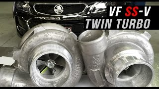 Download Twin turbo Street VF Holden Video