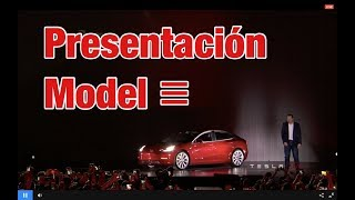 Download Presentacion Tesla Model 3 en español 29/07/17 Video