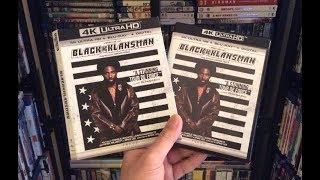 Download BlacKkKlansman 4K BLU RAY REVIEW + Unboxing Video