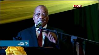 Download President Zuma addresses the cadre forum Video