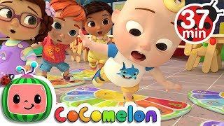 Download Music Song + More Nursery Rhymes & Kids Songs - CoCoMelon Video