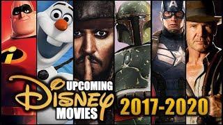 Download Upcoming Disney Movies 2017-2020 Video