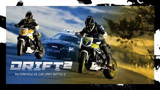 Download Motorcycle vs. Car Drift Battle 2 Video