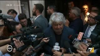 Download Grillo: 'Non ho più ingressi economici, chiederò il vitalizio per la famiglia Grillo' Video