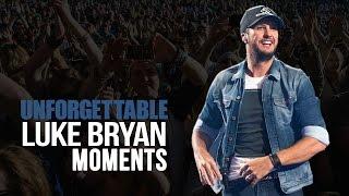 Download 10 Unforgettable Luke Bryan Moments Video