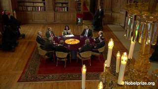 Download 2011 Nobel Laureates in a round table discussion program, Nobel Minds Video