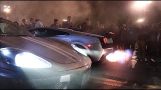 Download POLICE GET DESTROYED AT CAR MEET! Drifting & Burnouts In Public Video