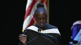 Download NYU Silver 2017 Convocation Keynote Address: Chirlane McCray, First Lady of New York City Video