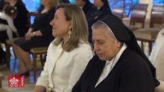 Download PAPA FRANCESCO - SANTA MARTA 2018-05-18 videonews Video