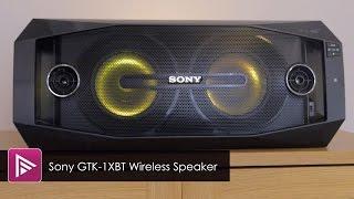 Download Sony GTK 1XBT Wireless Speaker Review Video