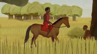 Download The Deamon, the Woman and the Bird - african fairy tale from Senegal Video