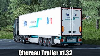 Download ✅ [ETS2 1.32] Chereau Trailer v1.32 | Only purchasable Video