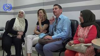 Download ILO, EU delegation visits employment centre for Jordanian and Syrian jobseekers Video