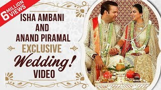 Download Isha Ambani and Anand Piramal's alluring Wedding Ceremony | EXCLUSIVE | Pinkvilla Video