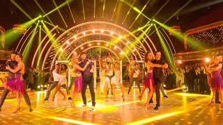 Download Strictly Group Dance to 'I Wanna Dance With Somebody' - Strictly Come Dancing: 2015 Video