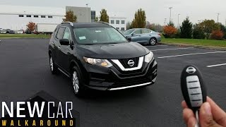 Download 2017 Nissan Rogue SV Walkaround Video