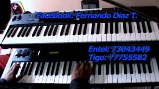Download Como Tocar Cumbia Sureña ▷ ((TECLADO)) Part▷1 Video