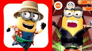 Download NINJA MINION!!! Despicable Me: Minion Rush (iPhone Gameplay) Video