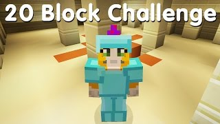 Download Minecraft PS4 - 20 Block Challenge - Sniper Duel (10) Video